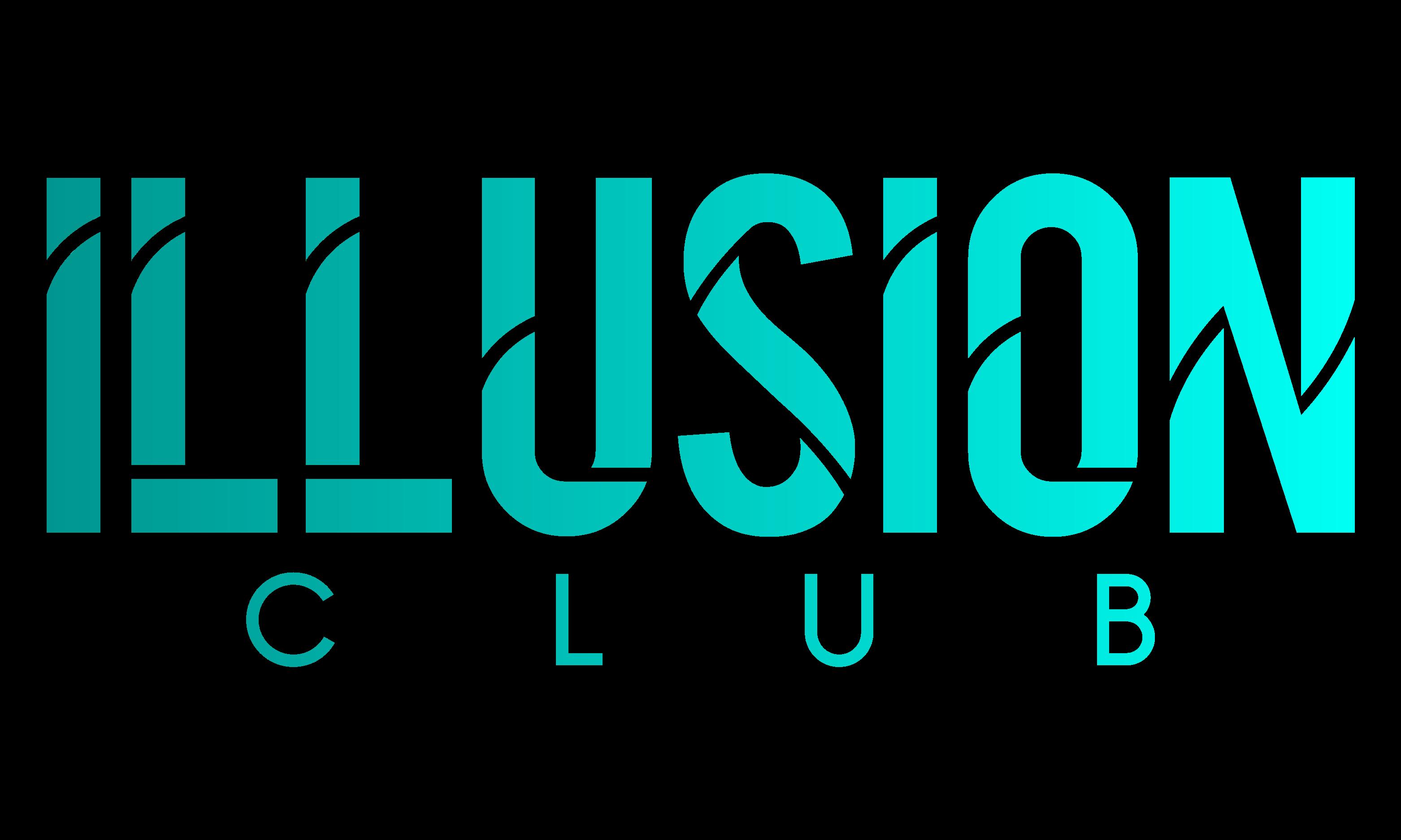 Logo Illusion trasparente
